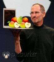 Jobs resigns as Apple CEO by picturizr
