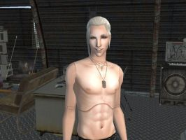 ... or Better Two? - Sims 2 by CrabOfDoom