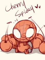 Spideypool35 by LKiKAi