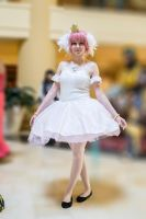 Anime USA 2014 Princess Tutu Cosplay by secondgemini