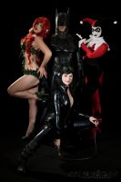 Gotham City Sirens by Alexia-Jean-Grey