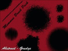 - Abstract Grudge- Memmus by Memmus