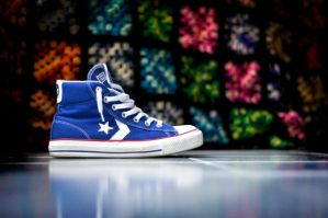 My converse by warriorsoul79