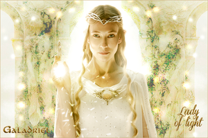 Galadriel Signature by Satinels
