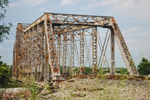 ATSF Bridge Lemont 1, 7-6-11 by eyepilot13