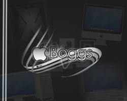 Boggs Wallpaper by elindr