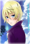 Alois Trancy ~Butterfly~ by CrimsonFange