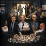 CONSPIRACY - Sharing the Loot [split 7''] by VelioJosto