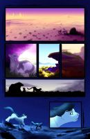 Comic Page by ArtByRiana