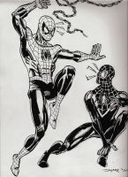 SPIDER-MEN by FanBoy67