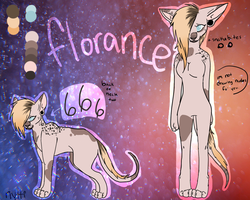 Florance Reference by EMlLEE