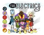 The Electrics by piratesofbrooklyn