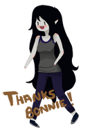 Thanks! by bhe-z