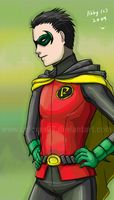 Damian W. by Colours07
