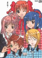 SHUGO CHARA: Colored Lineart by neo123