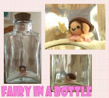 fairy in a bottle by luckie95
