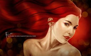Flame Of Love by Firnadi