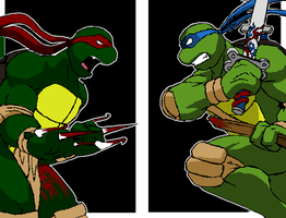 MNT Gaiden Color FINISHED by LeoLover4ever