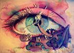 The Eye of Time by kimerajam