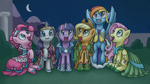 Best Night Ever!!! by Bill-the-Pony