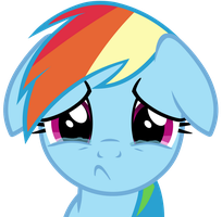 Loop: Sad Dashie by mattyhex