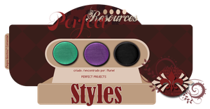 #styles Por Muriel Perfect Projects by Shinuputts