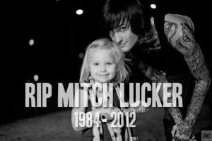 Mitch Lucker by conventionalweapons