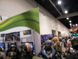 Halo cosplay DANCE2 by solo-knight6