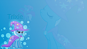 Trixie Wallpaper by alanfernandoflores01