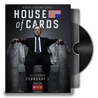 House Of Cards Season 1 by Natzy8