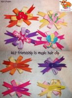 MLP Hair clip by Sasophie