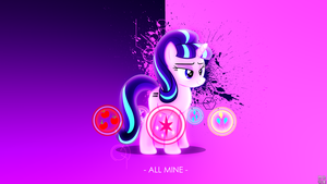 All Mine - Wallpaper by AntylaVX