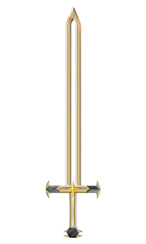 Dragon Bone Sword by Azerik92