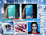 PSD Turn To You by OurDreamsComeTrue
