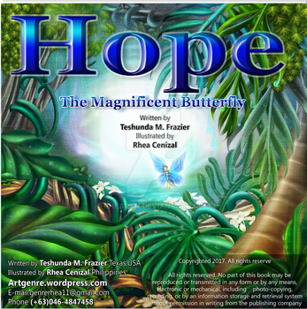 Hope illustrated by rhea cenizal by Rheasan