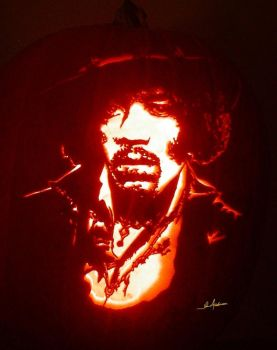 Jimi Hendrix by Revelation-Six