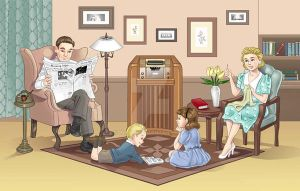 family time by xryss
