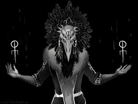 Crowlehyme by Simply-Psycho