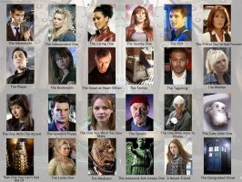 Doctor Who Facebook Tag Photo by iheartkyosohma