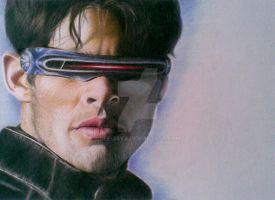 Cyclops (james marsden) by Dee-java