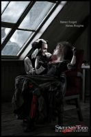 Sweeney Todd, Poster 1 by Ramvere