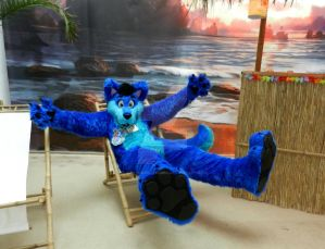 It's a Geo! by FurryFursuitMaker