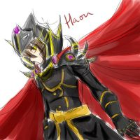 Supreme King Judai collab by slifertheskydragon