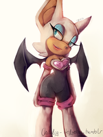 Rouge +Video+ by chillis-art