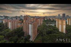 Tiong Bahru Estates by Draken413o