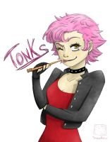 Tonks by Marshmeellow