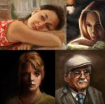 Portraits 2 by IRCSS