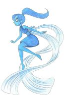 Twirling Ribbons by Marybugs