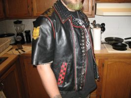MFP raider jacket wip 2 by emptysamurai