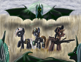 Fallout: Equestria. Chapter 13: Voices of the Past by 1Vladislav